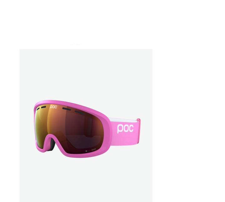 Masque de ski POC Fovea Mid Clarity Rose 2021