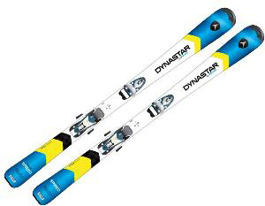 Skis Dynastar Team Speed 2017 + Fixations