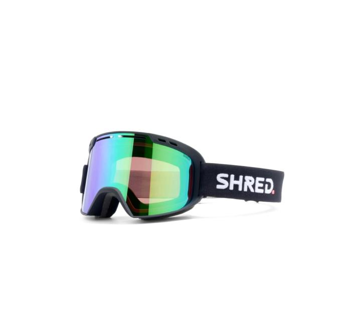 Masque de ski SHRED AMAZIFY BLACK 2021