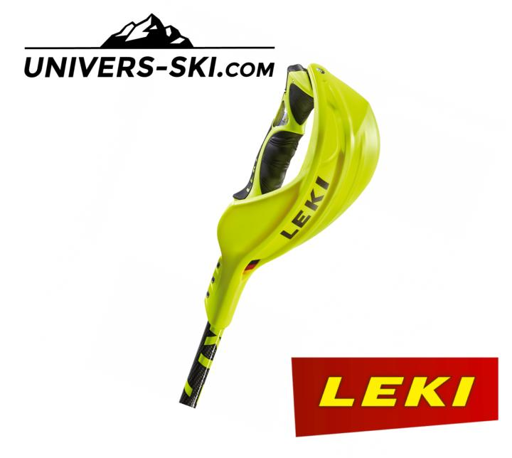 Protection de ski Leki fermée worldcup 2022