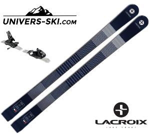 Skis LACROIX Edition FRANCE 2019 + SPX 12 Konect Limited Edition