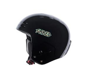 Casque de ski SHRED Basher NOIR SHRASTA 2019