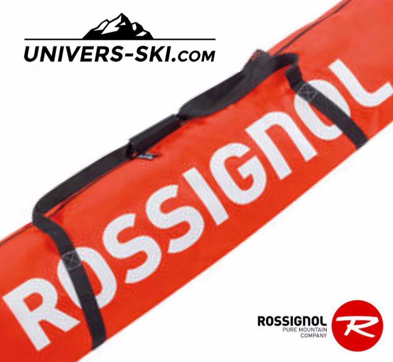 housse de ski rossignol 2 3 paires 210 cm 2016. Black Bedroom Furniture Sets. Home Design Ideas