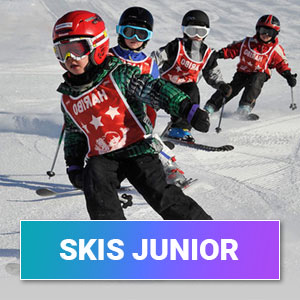 Skis Juniors