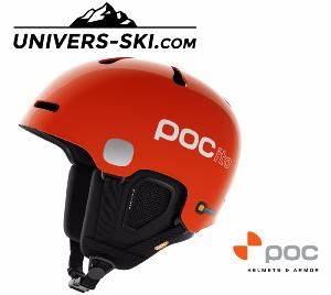 Casque de ski POC Pocito FORNIX Orange fluo 2021