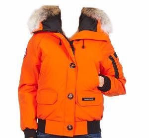 canada goose femme orange