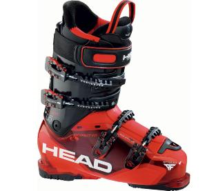 Chaussures de ski HEAD Adapt Edge 105 Trs RED 2016
