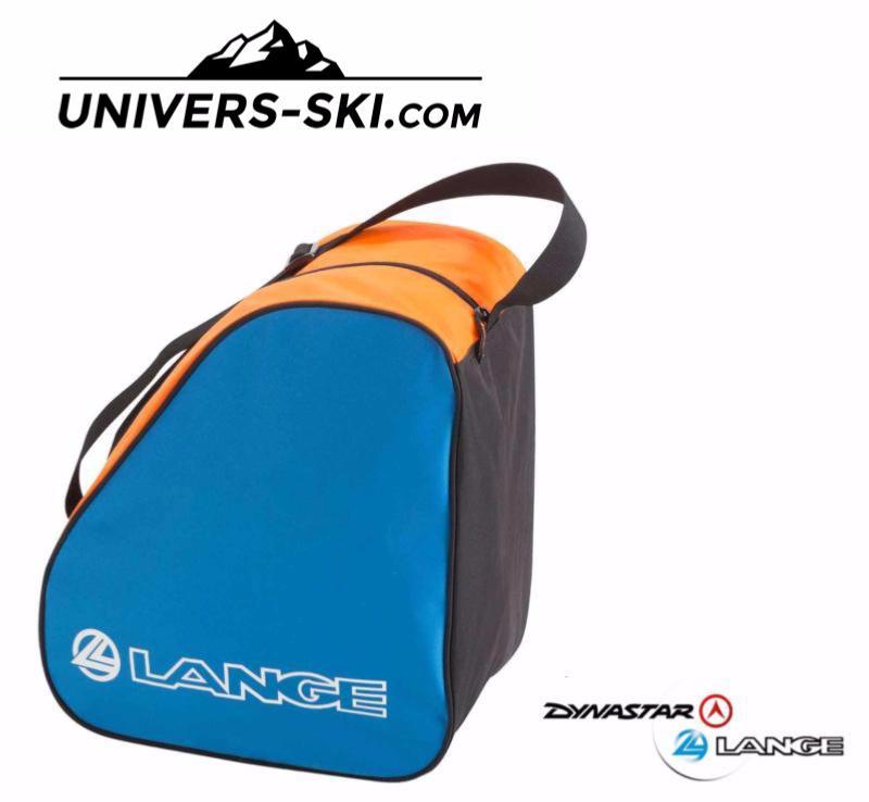 727d25e3ca5848 Sac à chaussures de skis LANGE Basic orange Boot Bag 2019