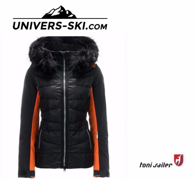 Ski Ski Ski De Veste Veste Veste Toni Sailer Femme Fur Heloise 2016 q6aaBwnx