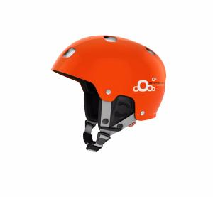 Casque de ski POC Receptor Bug Ajustable Iron Orange 2018