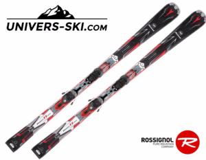 Ski ROSSIGNOL Pursuit 11 Carbon 2015 + Fixations