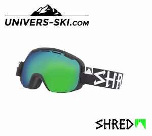 Masque de ski Shred SMARTEFY NEEDMORESNOW CBL PLASMA 2018