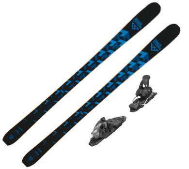 Ski Black Crows Vertis 2019 + Tyrolia PR12 MBS
