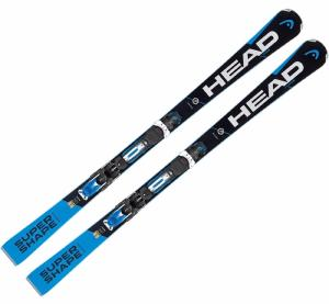 Ski HEAD I Supershape Titan 2017 + Fixations PRX 12