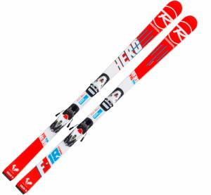 Ski junior Rossignol Hero GS FIS Pro R20 2018 + SPX 10