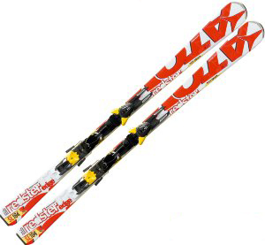 Ski ATOMIC REDSTER SL EDGE + XT 12 2014