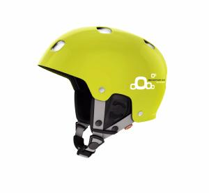 Casque de ski POC Receptor Bug Ajustable Hexane jaune 2018
