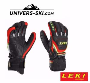 Gants de ski LEKI Adulte Worldcup Race Coach Flex S GTX