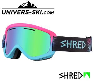 Masque de Ski SHRED WONDERFY SPRINGBREAK CBL / PLASMA ND 2019