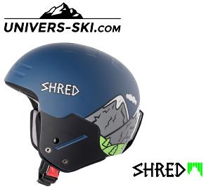 Casque de ski SHRED Basher NOSHOCK NEEDMORESNOW 2019