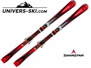 Ski DYNASTAR Contact Groove + Fixations NX
