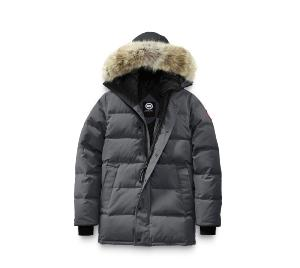 canada goose grise homme