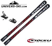 Ski Stockli Laser WRT ST 2020 + SPX 12 (Look)