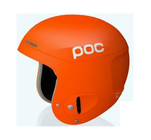 Casque de ski POC Skull X Orange 2019