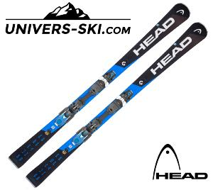 Ski HEAD I Supershape Titan 2019 + Fixation PRD12