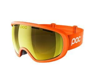 Masque de ski POC Fovea Clarity ORIGINALS Jeux Olympiques orange