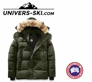 canada goose homme militaire