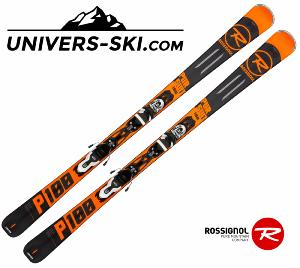 Ski ROSSIGNOL PURSUIT 100 2018 + Xpress 10 Black