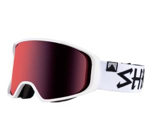 Masque de Ski SHRED SIMPLIFY WHITE OUT CBL/ BLAST + 1 écran offert