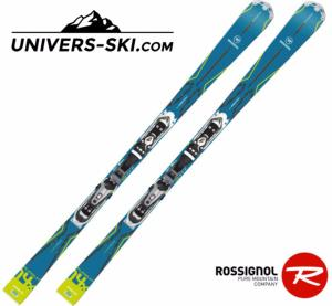 Ski ROSSIGNOL Pursuit 14 X 2015 + Fixations