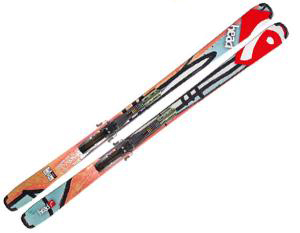 Ski HEAD RESIDUE Big Easy 118cm Miniski 2014