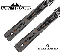 Ski BLIZZARD Quattro RS 2019 + fixation X Cell 12 Demo