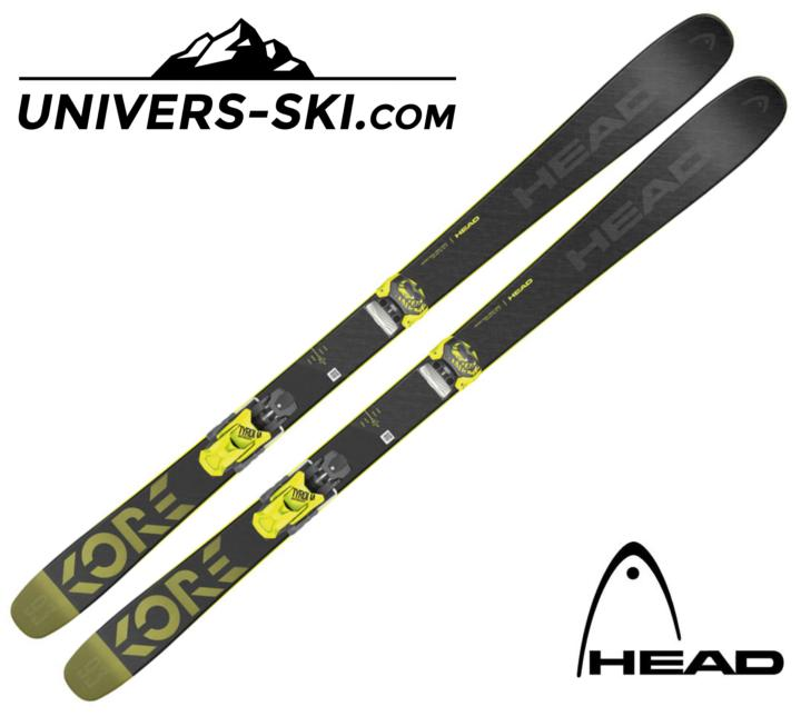 Ski HEAD Kore 93 2021 + fixation Attack 11 GW
