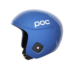 Casque de ski de course POC FIS Skull Orbic X SPIN Basketane Blue  2019