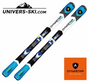 Skis Junior Dynastar Team Speed 2017 + Fixations