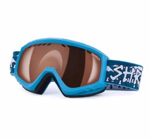Masque de ski Shred Junior Hoyden Whyweshred bleu
