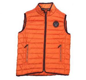 52e929df246 Gilet sans manches NAPAPIJRI Aeron tangerine Veste 2019 Homme