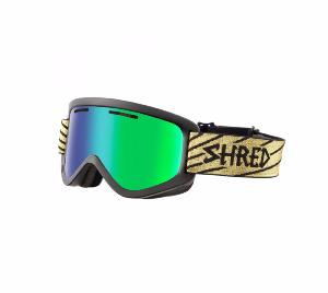 Masque de ski Shred WONDERFY LARA GUT CBL PLASMA 2018