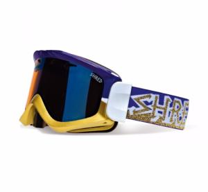 Masque de ski Shred Tastic Yoni La Tigre Ivanized