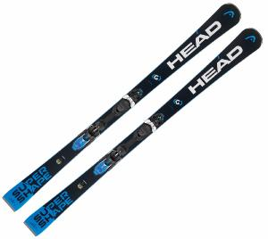 Ski HEAD I Supershape Titan 2018 + Fixation PRD12