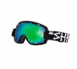 Masque de ski Shred STUPEFY BLACKOUT CBL PLASMA 2018