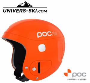 Casque de ski POC Pocito Skull Orange 2019 Ajustable