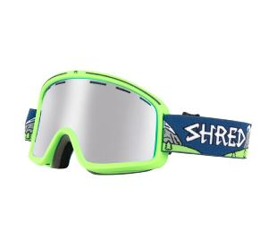Masque Ski SHRED MONOCLE NEEDMORESNOW PLATINIUM 2019