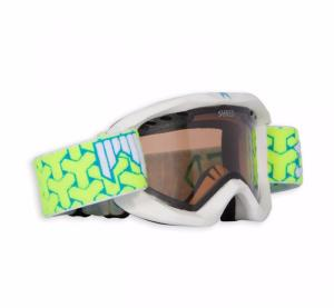 Masque de ski Shred Junior Soaza Blanc