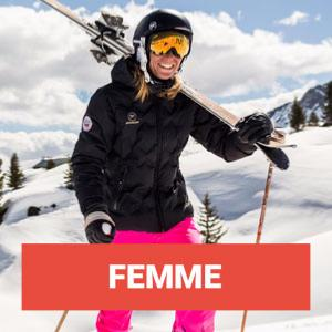 Skis Polyvalents Femme