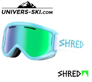 Masque de Ski SHRED WONDERFY HEY PRETTY GIRL PLATINIUM  CBL / PLASMA ND 2019